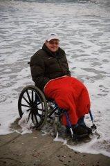 Олег в Антлантическом океане